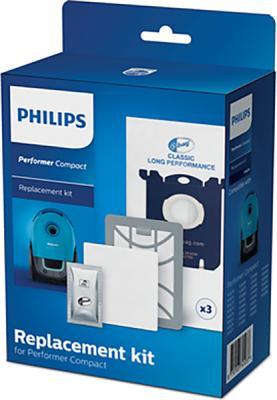 все цены на Набор фильтров и пылесборников Philips FC8074/01