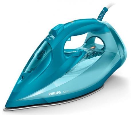 Утюг Philips GC4558/20 Azur 2600Вт бирюзовый утюг philips gc4558 20 azur