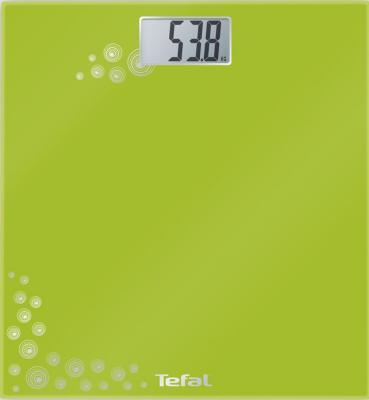 Весы напольные Tefal PP1003 зелёный весы tefal pp 1121