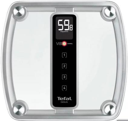 Весы напольные Tefal PP5150V1 весы напольные tefal pp1063