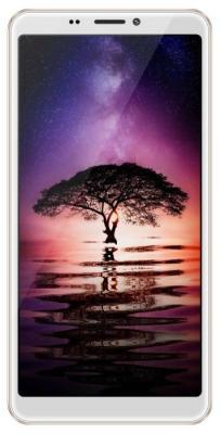Смартфон ARK UKOZI U5 4 Гб золотистый свитшот мужской с полной запечаткой printio клетка