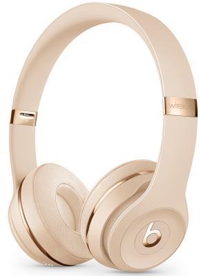 Гарнитура Apple Beats Solo3 золотистый MUH42EE/A стоимость