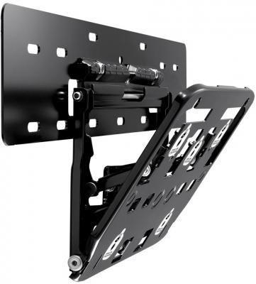Кронштейн для телевизора Samsung WMN-M23EB/RU темно-серый 75-75 макс.30кг настенный наклонно-выдвижной