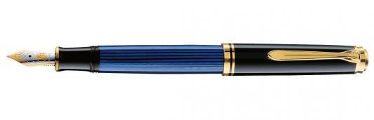 Перьевая ручка перьевая Pelikan Souveraen M 400 EF EF 994921 перьевая ручка перьевая pelikan souveraen m 600 pl928689 ef