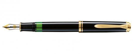 Перьевая ручка перьевая Pelikan Souveraen M 600 EF EF 980110 перьевая ручка перьевая pelikan souveraen m 600 pl928689 ef