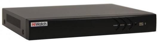 Видеорегистратор Hikvision HiWatch DS-H208U видеорегистратор hikvision hiwatch ds h216q