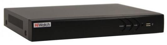 Видеорегистратор Hikvision HiWatch DS-H216U видеорегистратор hikvision hiwatch ds h216q