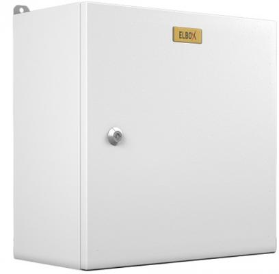 лучшая цена Шкаф электротехнический ЦМО EMW-300.200.150-1-IP66 настенный 200мм 150мм несъемные 50кг серый
