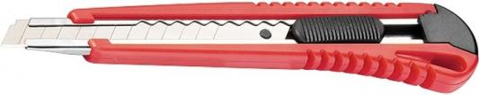 купить Нож MATRIX 78909 9мм выдвижное лезвие металлическая направляющая по цене 55 рублей