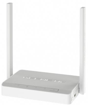 Беспроводной маршрутизатор ADSL Keenetic DSL 802.11bgn 300Mbps 2.4 ГГц 4xLAN USB серый (KN-2010) цена