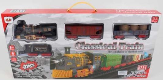 Купить Железная дорога Shantou Электрическая железная дорога с 3-х лет B1602883, Детская железная дорога