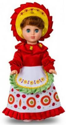 Кукла ВЕСНА Алла. Дымковская барышня 35.5 см