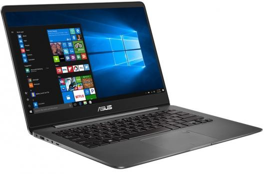 Ноутбук ASUS ZenBook BX430UA-GV617R (90NB0EC1-M15040) ноутбук asus zenbook ux430un gv203t 90nb0gh4 m05250