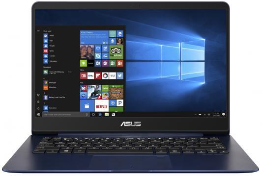 Ноутбук ASUS Zenbook UX430UA-GV338R (90NB0EC5-M13990) ноутбук asus zenbook ux430un gv203t 90nb0gh4 m05250