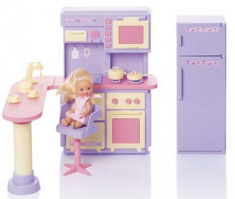 Купить Игровой набор Огонек Кухня. Маленькая принцесса , для девочки, Игровые наборы Маленькая хозяйка