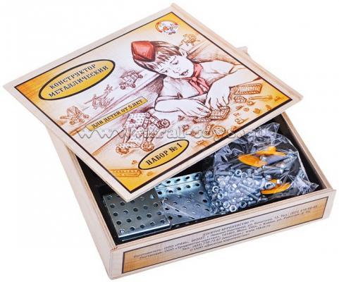 Купить Конструктор Тридевятое царство Набор №1 206 элементов, Металлические конструкторы для детей