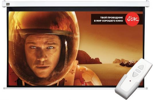 Экран Sakura'OK 266x150см Motoscreen 16:9 настенно-потолочный рулонный (моторизованный) 120' экран sakura