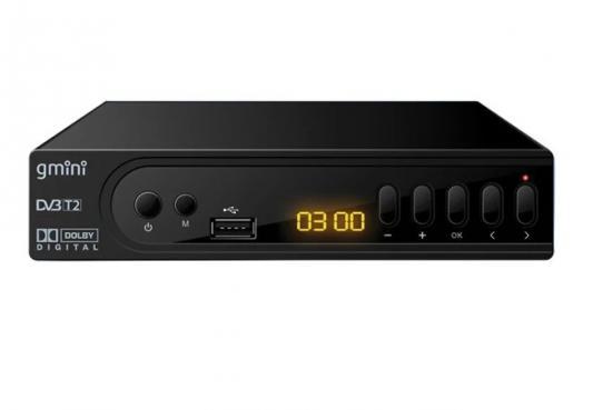 лучшая цена Цифровой телевизионный DVB-T2 ресивер Gmini MagicBox MT2-170