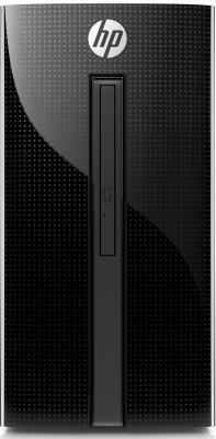 HP 460-a202ur [4UF87EA] MT {Cel J3060/4Gb/500Gb/W10/k+m} hp 460 a203ur [4uc35ea] mt pen j3710 4gb 500gb dvdrw dos k m