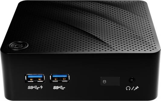 Неттоп MSI Cubi N 8GL-034RU slim PS N5000 (1.1)/4Gb/SSD256Gb/HDG/Windows 10/GbitEth/WiFi/BT/черный