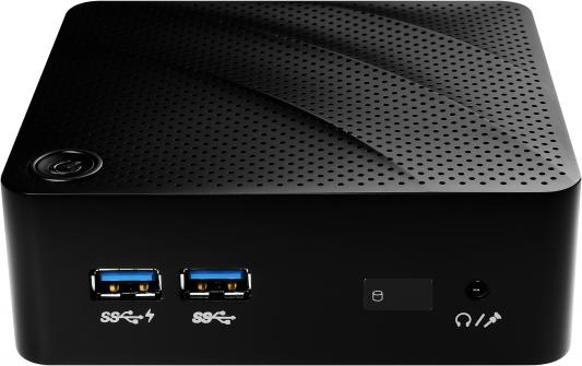 Неттоп MSI Cubi N 8GL-038RU slim Cel N4000 (1.1)/4Gb/500Gb 7.2k/HDG/Windows 10/GbitEth/WiFi/BT/черный