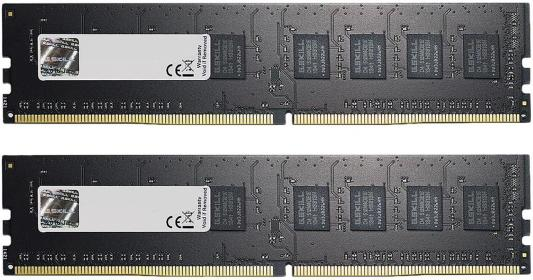 Оперативная память 16Gb (2x8Gb) PC4-19200 2400MHz DDR4 DIMM CL15 G.Skill F4-2400C15D-16GNT