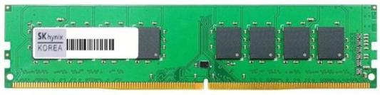 Оперативная память 8Gb (1x8Gb) PC4-19200 2400MHz DDR4 DIMM CL17 Hynix HMA81GU6MFR8N-UH оперативная память 8gb 1x8gb pc4 19200 2400mhz ddr4 dimm cl17 patriot psd48g240081