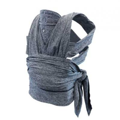 Переноска-кенгуру Chicco Boppy ComfyFit (серая) chicco рюкзак переноска easy fit blue passion