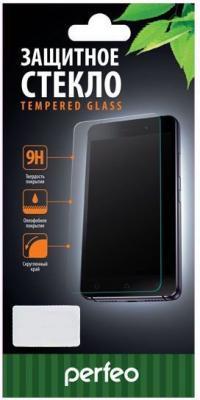 Perfeo защитное стекло Samsung J6 черный 2.5D Full Screen Corning Full Glue (PF_A4475)