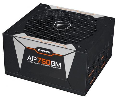 БП ATX 750 Вт GigaByte AORUS GP-AP750GM-EU