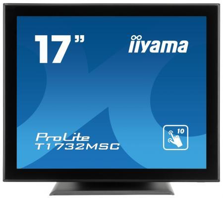 "все цены на Монитор 17"" iiYama T1732MSC-B5X"