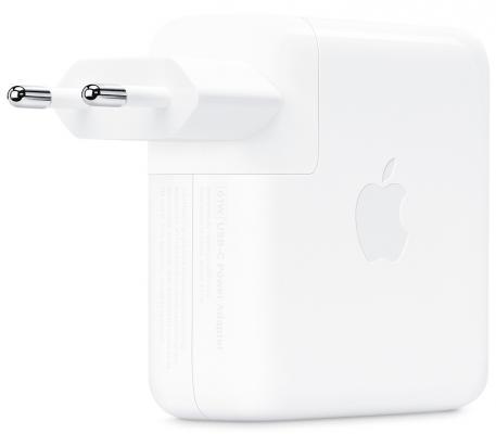 Сетевое зарядное устройство Apple MRW22ZM/A USB-C белый стоимость