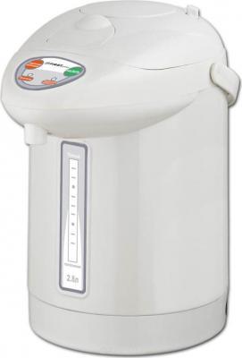 Термопот First 5448-8 900 Вт белый 2.8 л пластик цена и фото