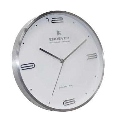 114-RealTime Часы настенные, белый, кварцевый механизм,батарейка 1хАА.