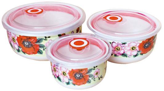 Картинка для 5148-BK Набор контейнеров BEKKER Состав: жаропрочная керамика.