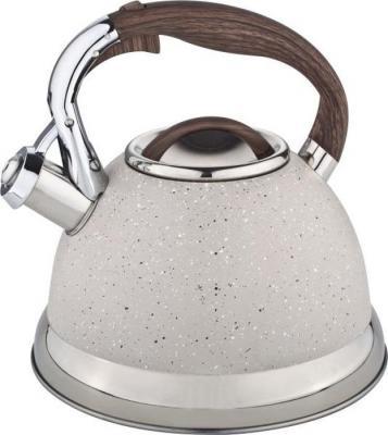 5021-WR Чайник мет. WINNER 3л Подходит для индукц. плит и чистки в посудомоечной машине. Состав: нер