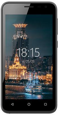 Смартфон BQ BQ-4501G Fox Easy 8 Гб черный смартфон bq aquaris u2 16 гб черный c000291