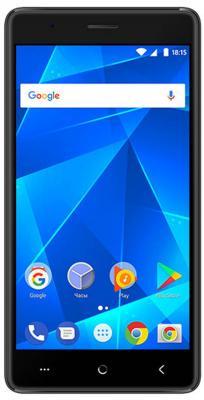 Смартфон BQ BQ-5001L Contact 8 Гб черный смартфон bq aquaris u2 16 гб черный c000291