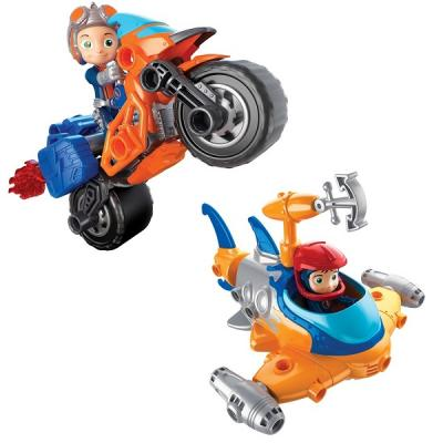 Игрушка Rusty Rivets построй мотоцикл Расти rusty rivets model 1шт