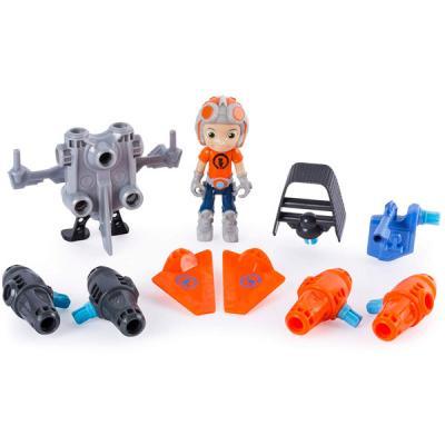 Игрушка Rusty Rivets строительный набор большой с фигуркой героя игрушка drift подъёмник строительный 70396