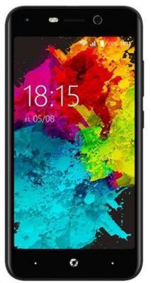 Смартфон BQ BQ-5008L Brave 16 Гб черный смартфон bq aquaris u2 16 гб черный c000291