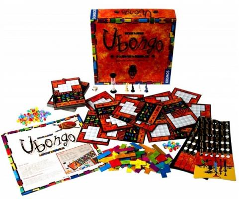 Настольная игра Magellan карточная Убонго настольная игра для вечеринки magellan эти дети