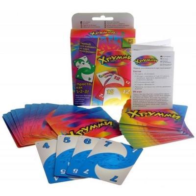 Настольная игра Magellan карточная Хрумми