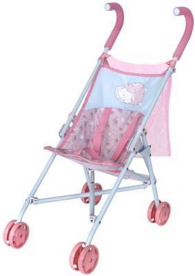 Купить Игрушка Baby Annabell Коляска-трость с сеткой, 2018, пол.пакет, ZAPF Creation, Аксессуары для кукол
