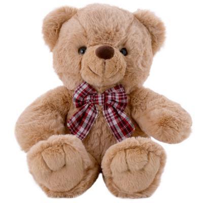 Мягкая игрушка медведь SOFTOY медведь песочный плюш песочный 30 см мягкая игрушка медведь disney винни плюш желтый 25 см 6901014010563