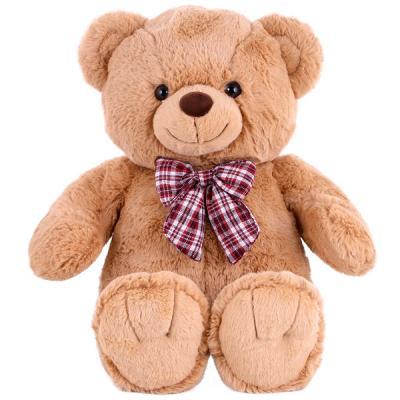 Мягкая игрушка медведь SOFTOY медведь песочный плюш песочный 50 см мягкая игрушка медведь disney винни плюш желтый 25 см 6901014010563