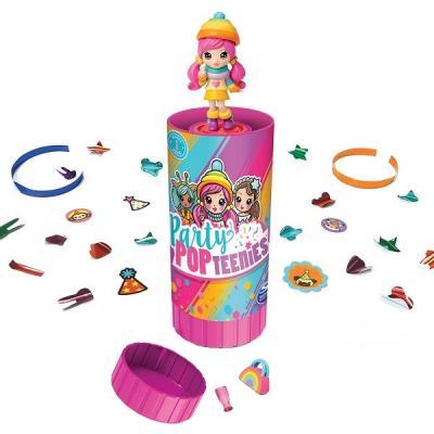 Игрушка Party Popteenies хлопушка с сюрпризом игровой набор с куклой party popteenies хлопушка с сюрпризом