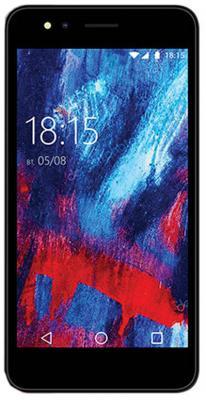 Смартфон BQ BQ-5056 Fresh 8 Гб серый смартфон bq mobile bq 5056 fresh red