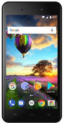 Смартфон BQ BQ-5206L Balance 16 Гб черный смартфон bq aquaris u2 16 гб черный c000291