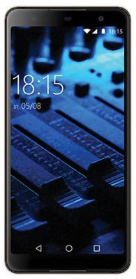 Смартфон BQ BQ-5707G Next Music 16 Гб черный смартфон bq aquaris u2 16 гб черный c000291